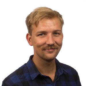 Carl Bergan, Flow System specialist, FDB